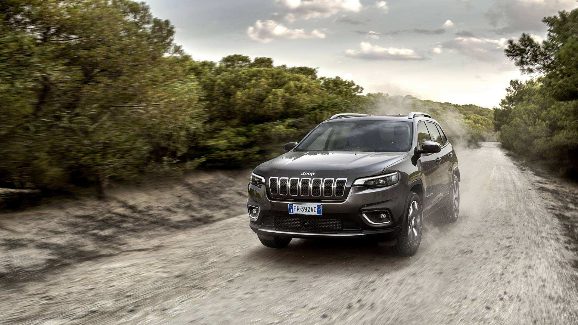 28 The Best 2019 Jeep Cherokee Kl Release Date