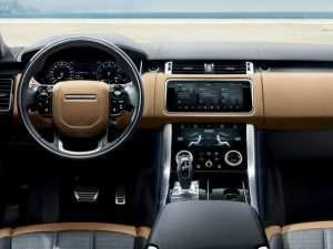 28 The Best 2019 Land Rover Interior Performance and New Engine