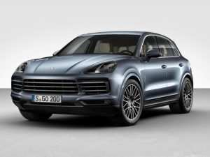 28 The Best 2019 Porsche Cayenne Standard Features Photos