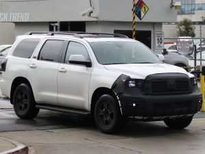 28 The Best 2019 Toyota Sequoia Spy Photos Price and Review