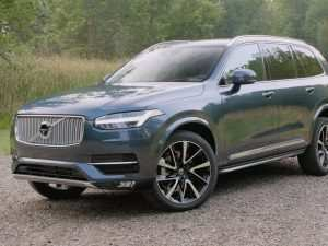 28 The Best 2019 Volvo Xc90 Release Date Spy Shoot