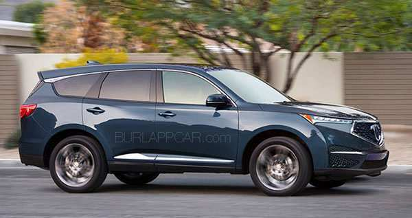 28 The Best 2020 Acura Mdx Spy Photos Concept And Review