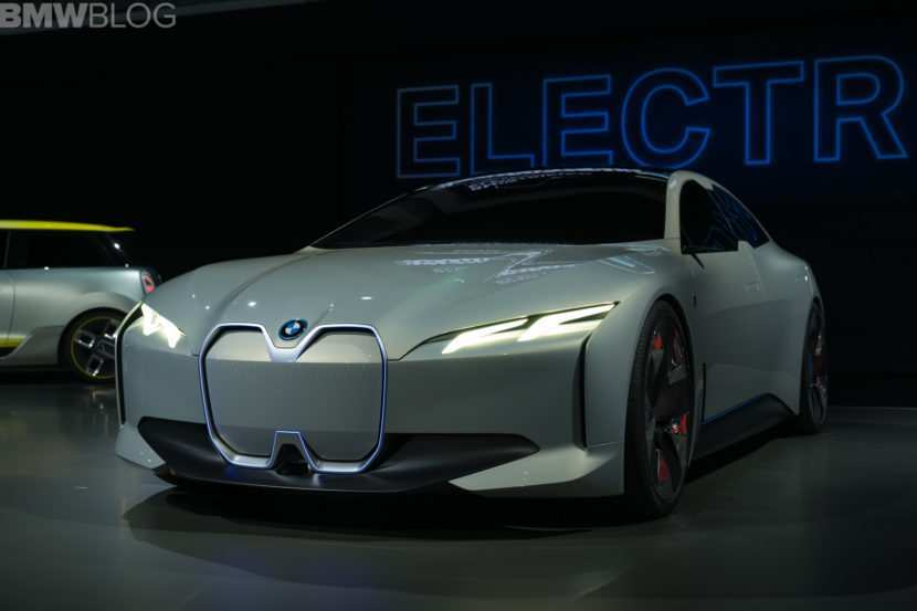 28 The Best 2020 Bmw Electric Pricing