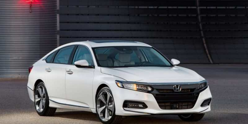 28 The Best 2020 Honda Accord Release Date Redesign And Concept