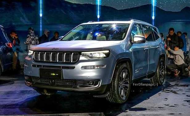 28 The Best 2020 Jeep Commander Photos