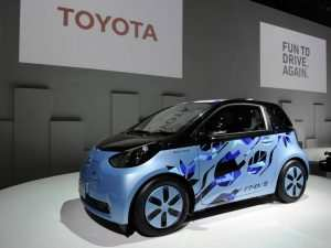 28 The Best 2020 Toyota Ev Style
