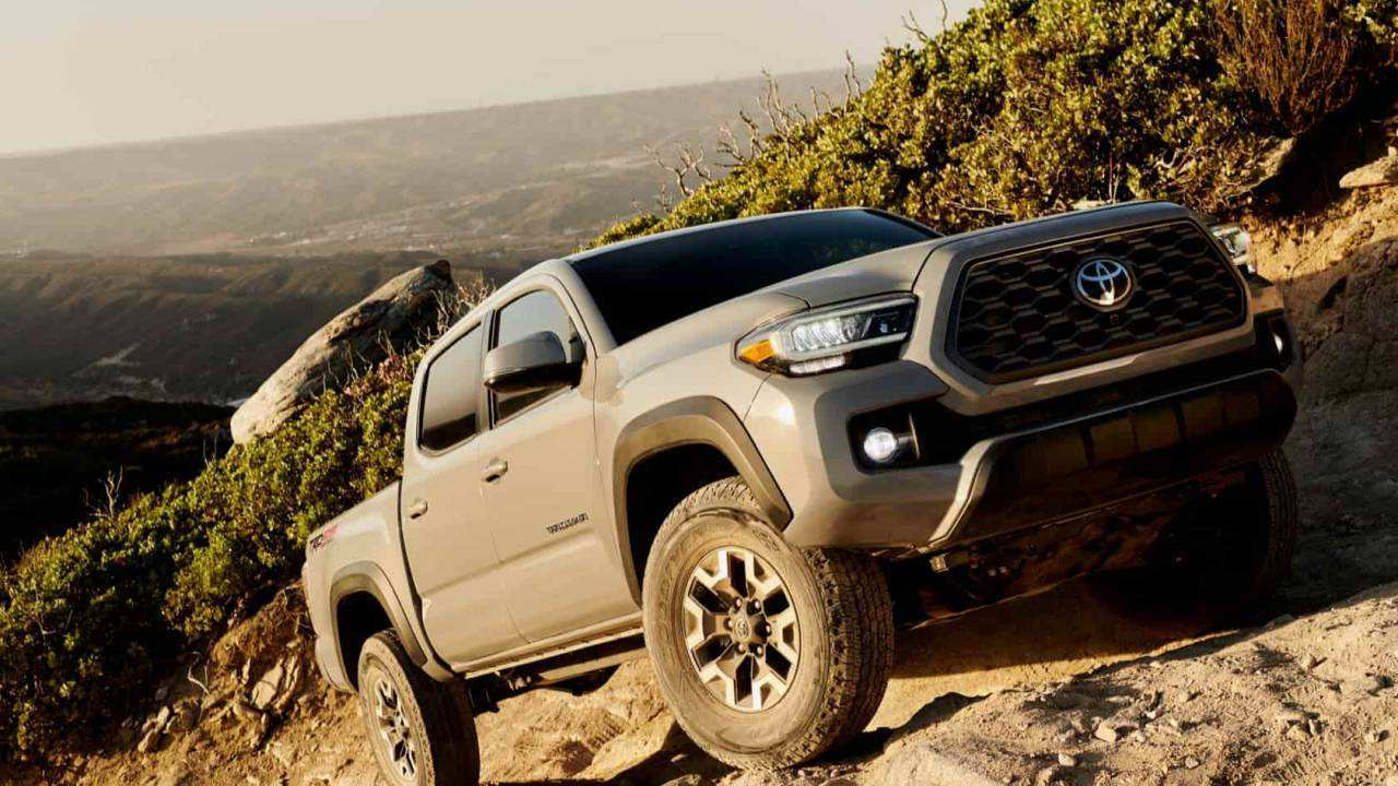 28 The Best 2020 Toyota Tacoma Trd Pro Review And Release Date