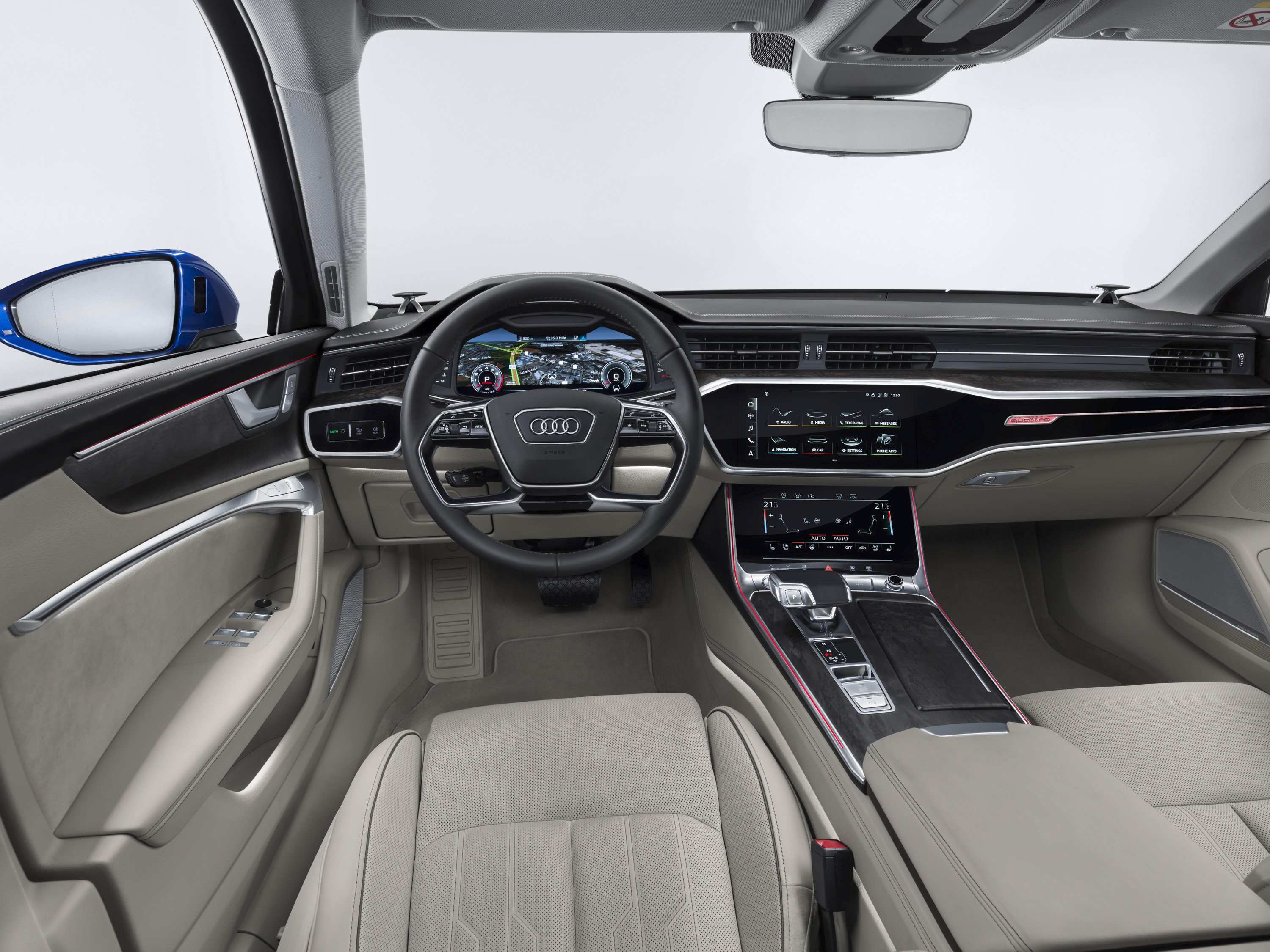 28 The Best Audi A4 2020 Interior History