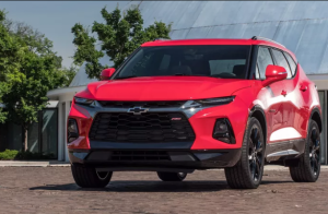 28 The Best Chevrolet Blazer 2020 Specs Picture