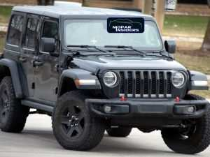 28 The Best Jeep Rubicon 2020 Spesification