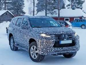 28 The Best Mitsubishi Pajero Full 2020 Research New