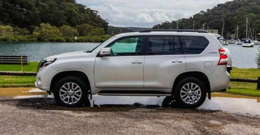 28 The Best Toyota Land Cruiser Prado 2020 Concept