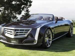 28 The Cadillac Eldorado 2020 Spesification