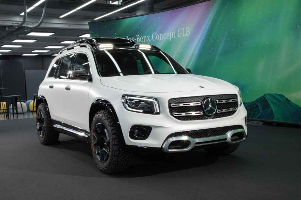 28 The Gls Mercedes 2019 Exterior and Interior