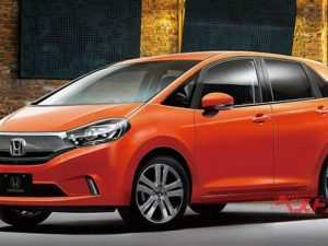 28 The Honda Jazz 2020 Concept New Model and Performance