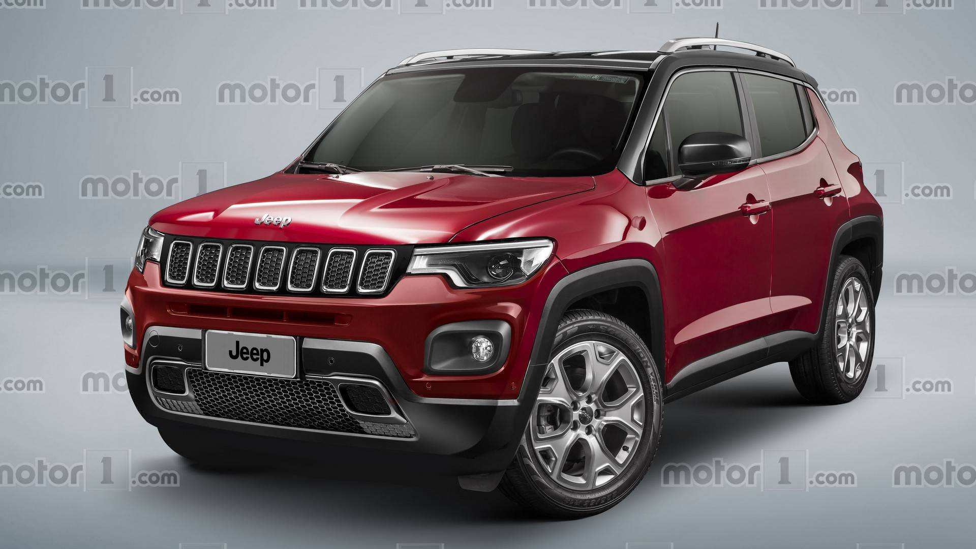 28 The Jeep Suv 2020 Configurations