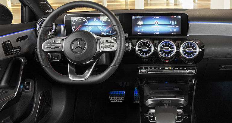 28 The Mercedes A Class 2019 Interior Pricing