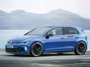 28 The Volkswagen Golf R 2020 Rumors