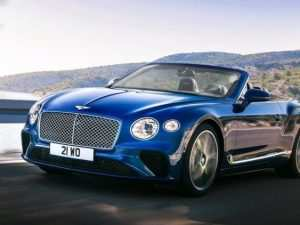 29 A 2019 Bentley Continental Gt Release Date Exterior