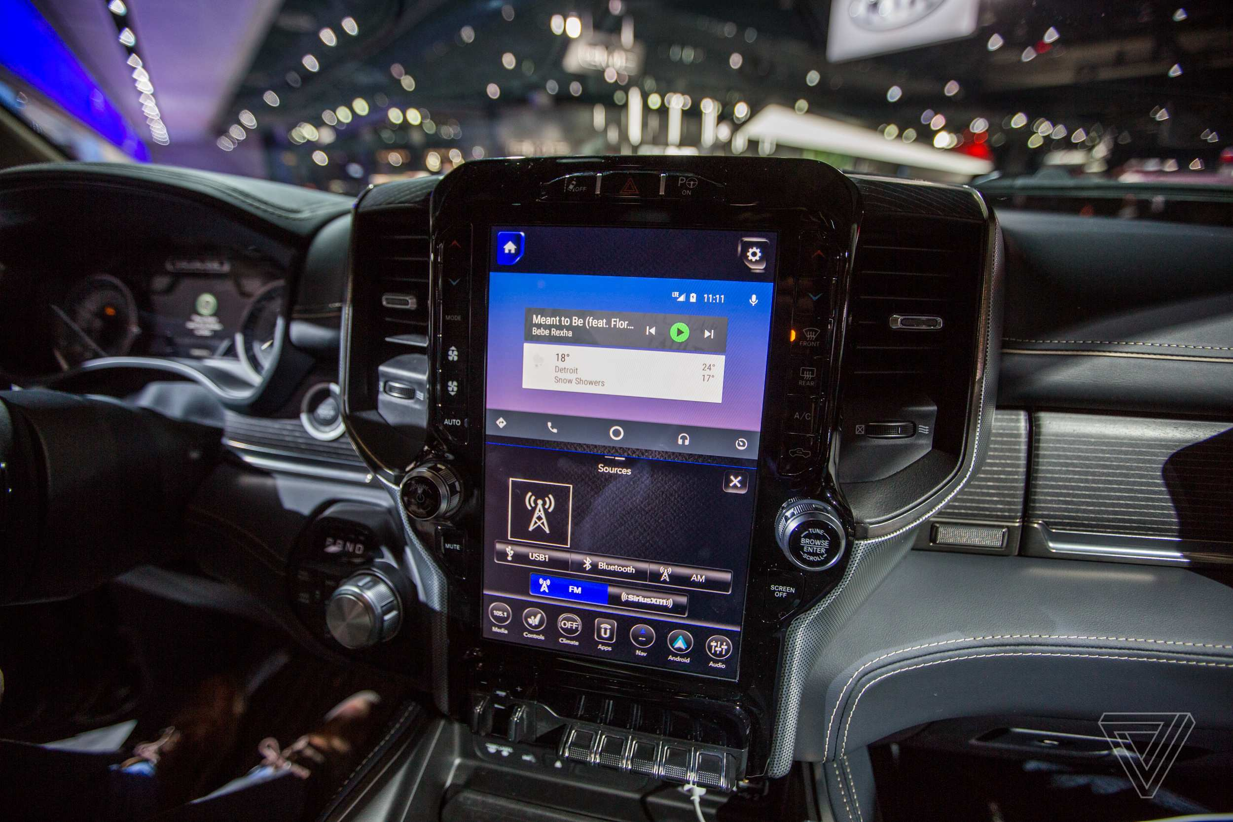 29 A 2019 Dodge Touch Screen Exterior And Interior