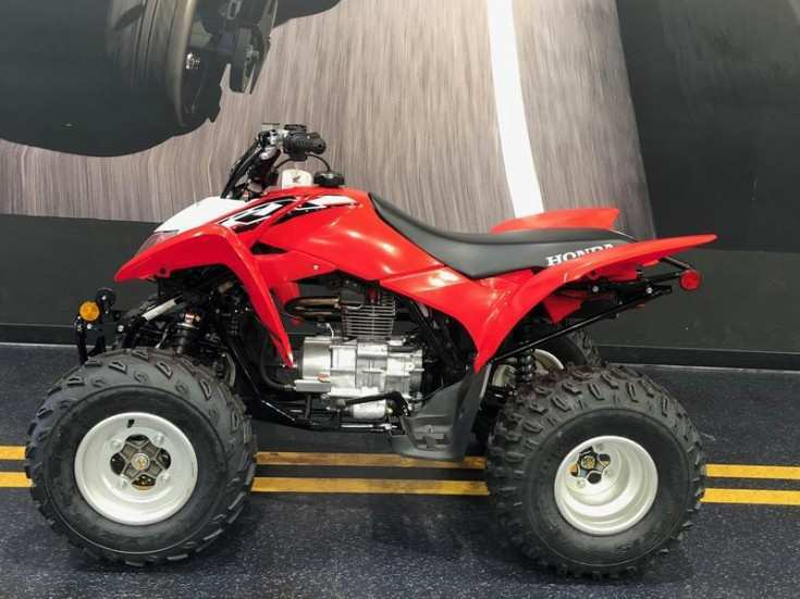 29 A 2019 Honda Trx250X Review And Release Date