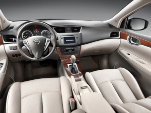 29 A 2019 Nissan Sylphy Spesification