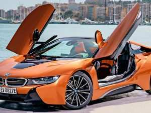 29 A 2020 Bmw I8 Research New
