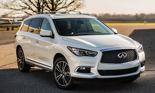 29 A 2020 Infiniti Qx60 Redesign And Concept