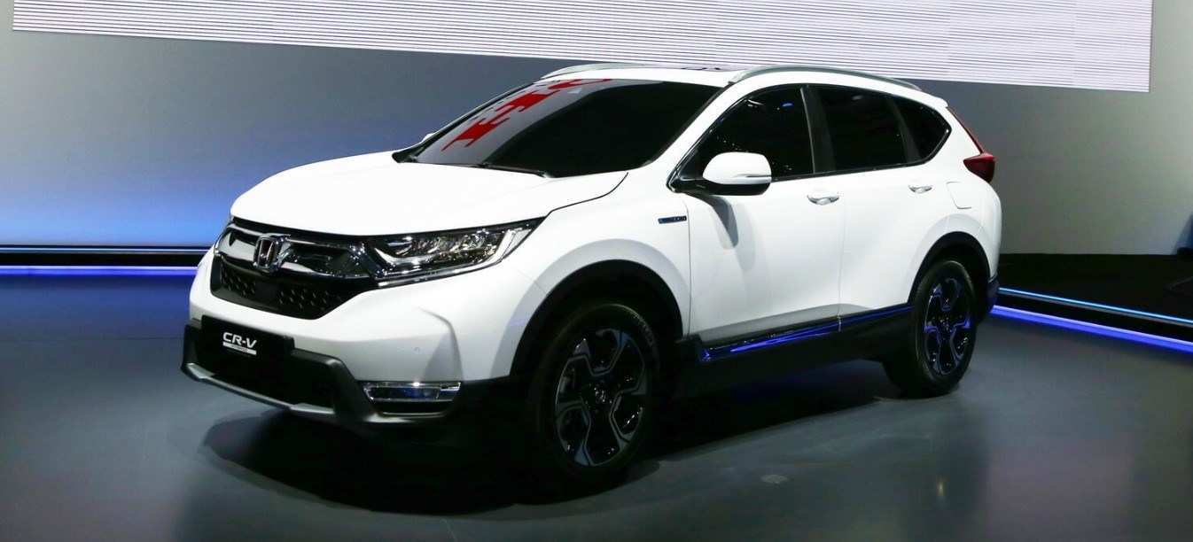29 A Honda Crv 2020 Release Date Redesign and Concept