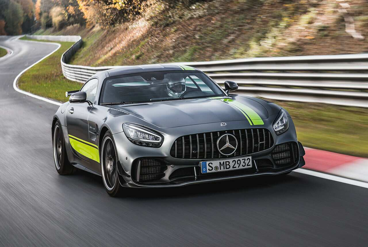 29 A Mercedes 2019 Amg Gt Research New