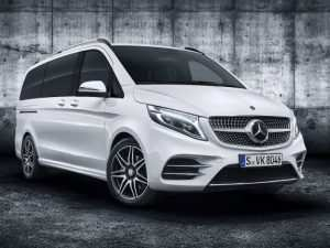 29 A Mercedes Vito 2019 Rumors