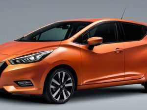 29 A Nissan Micra 2020 First Drive