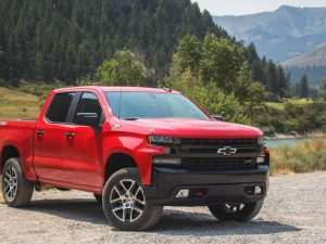 29 All New 2019 Chevrolet Pickup Performance and New Engine