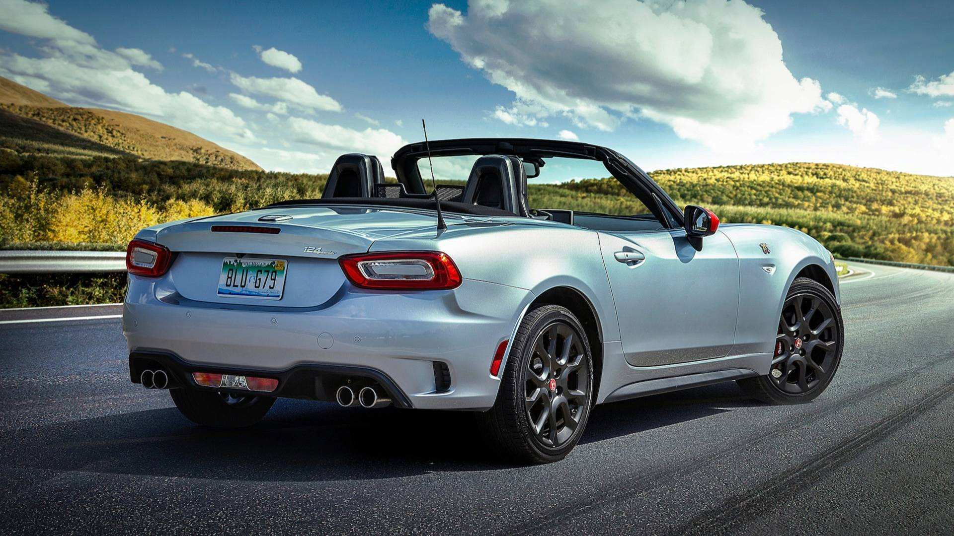 29 All New 2019 Fiat Spider Specs