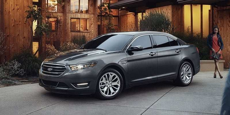29 All New 2019 Ford Taurus Sho Performance And New Engine
