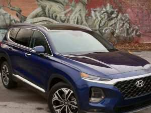 29 All New 2019 Hyundai Santa Fe Test Drive Price and Review