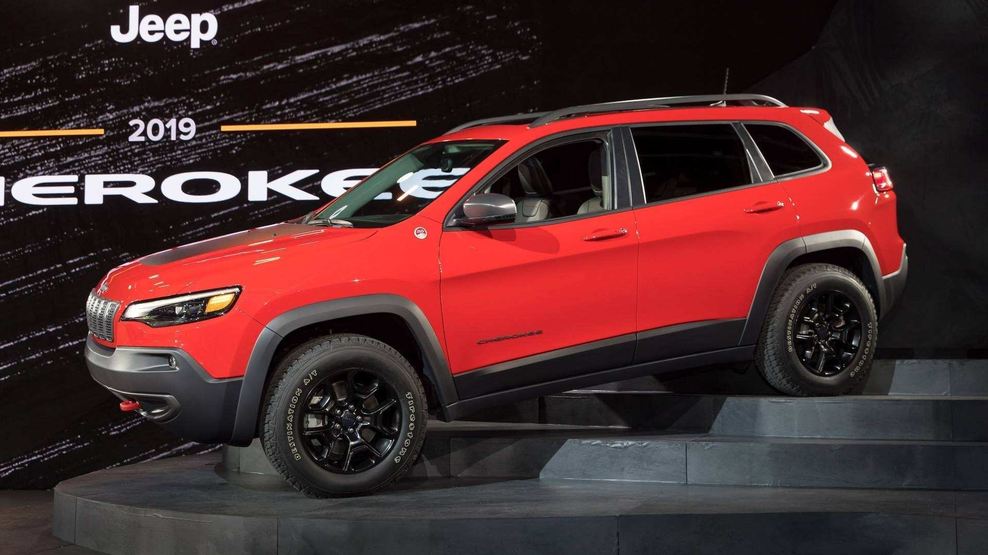 29 All New 2019 Jeep Compass Release Date Exterior