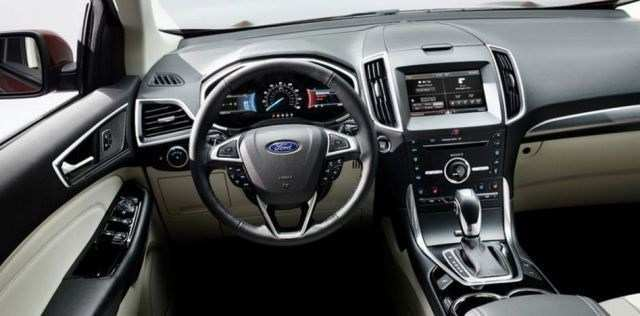 29 All New 2020 Ford Edge Review