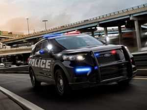 29 All New 2020 Ford Police Utility Style