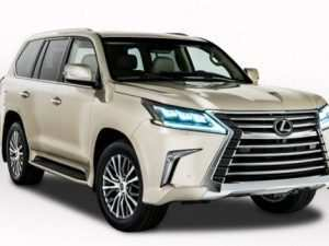 29 All New 2020 Lexus Lx 570 Release Date Picture