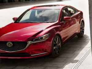 29 All New 2020 Mazda 6 Redesign New Review