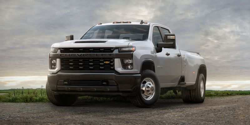 29 All New Chevrolet Truck 2020 Images