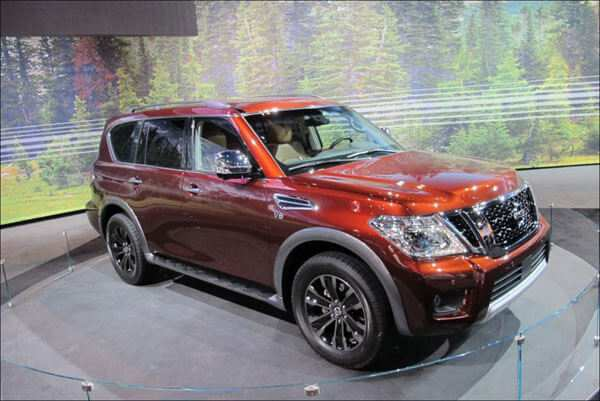 29 All New Nissan Patrol Y61 2020 New Review