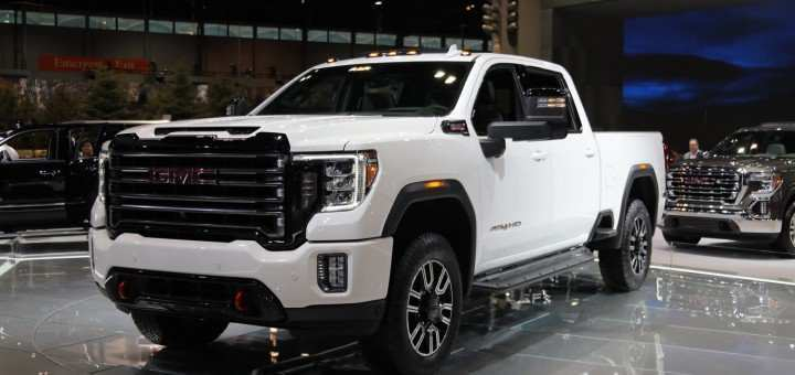 29 All New Pictures Of 2020 Gmc 2500Hd Review and Release date