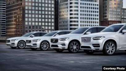 29 All New Volvo All Electric Cars By 2019 Interior