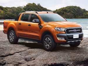 Ford Wildtrak 2020