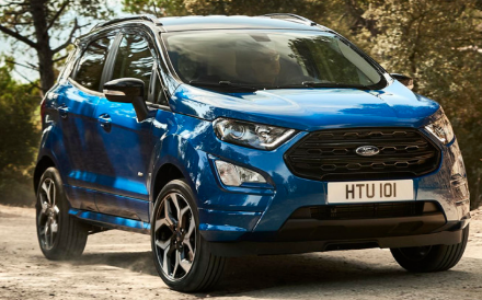 29 New 2020 Ford Ecosport Redesign