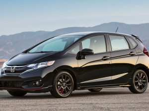 29 New 2020 Honda Fit News Picture