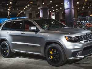29 New 2020 Jeep Grand Cherokee Redesign and Concept