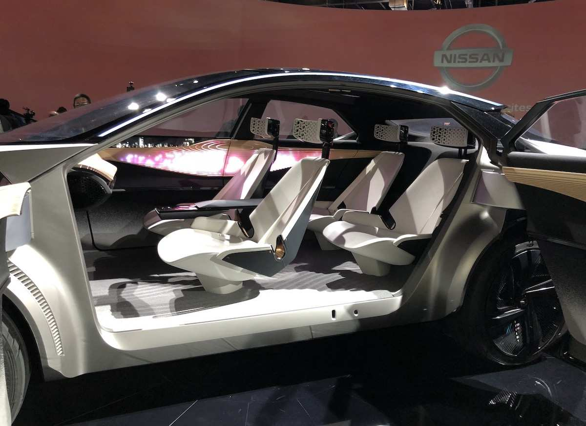 29 New Nissan Imx 2020 Exterior And Interior